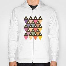 Cosmic Triangles Hoody