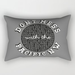 DONT YOU DARE Rectangular Pillow