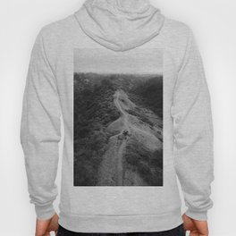 The Valley (Black and White) Hoody