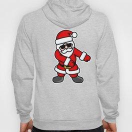 Floss dance Flossing Santa Claus Christmas Floss like a boss Hoody