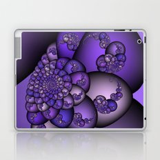 Perplexity of Purple Laptop & iPad Skin