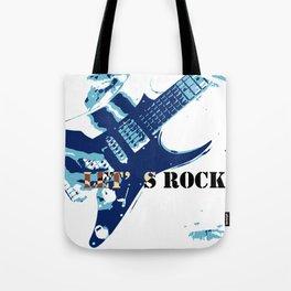 Go Rockers Tote Bag