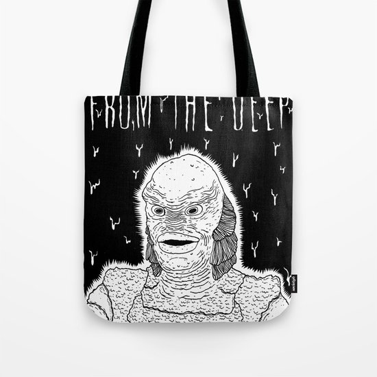 From the Deep Tote Bag