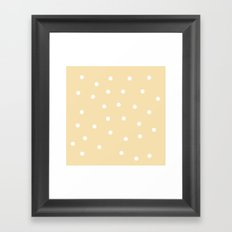 Cookie Dough Framed Art Print