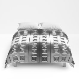 Courting Metal Comforters