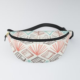 Boho Ethnic Pattern Fanny Pack