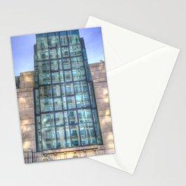 SIS Secret Service Building London Stationery Cards