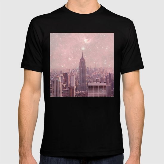 Stardust Covering New York T-shirt