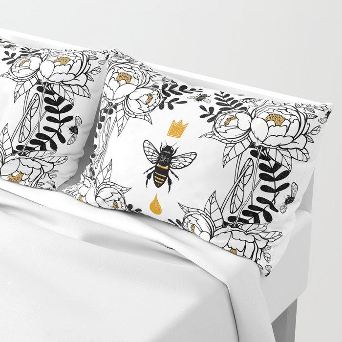 Queen Bee Pillow Sham
