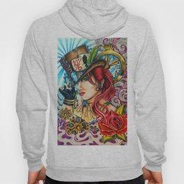 Lady Steampunk Hoody