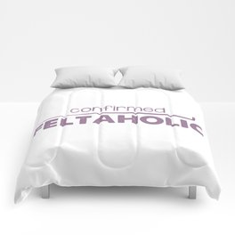 Confirmed Feltaholic - Purple Comforters
