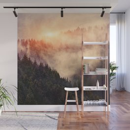 In My Other World Wall Mural
