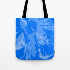 Intimate blue Tote Bag