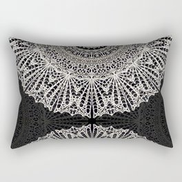 Mandala Mehndi Style G384 Rectangular Pillow