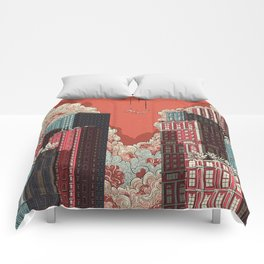 Dream - Free Fall Comforters