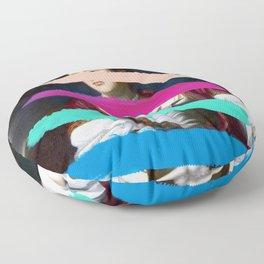 Composition 713 Floor Pillow