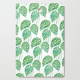 Leaves with Stains Cutting Board