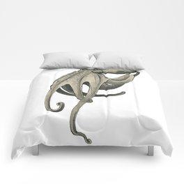 Inkwash Octopus Comforters