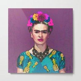 Trendy Frida Kahlo Metal Print