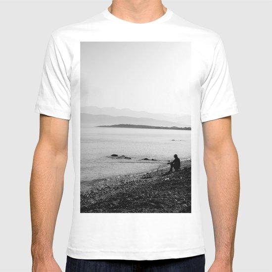 Drift Here in the Dark T-shirt