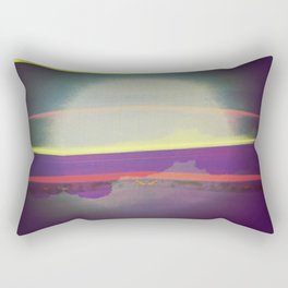 Signs in the Sky Collection - Falling Moon Rectangular Pillow