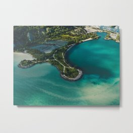 Landscape Photography by Eric  Aiden Metal Print