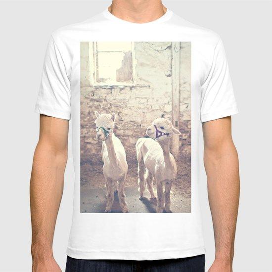 Young Alpacas  T-shirt