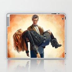 Asylum of the daleks - Doctor Who Laptop & iPad Skin