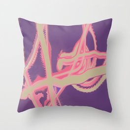 SL Beginnings Throw Pillow