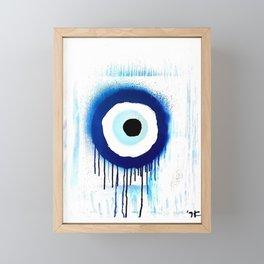 Nazar 2 (G'vurah v'tiferet) Framed Mini Art Print