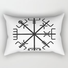 Vegvisir Rectangular Pillow