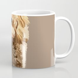 Muffin the toy poodle Coffee Mug