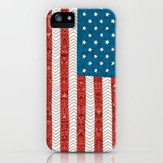 USA iPhone (5, 5s) Slim Case
