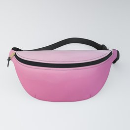 Watercolor (pink) Fanny Pack