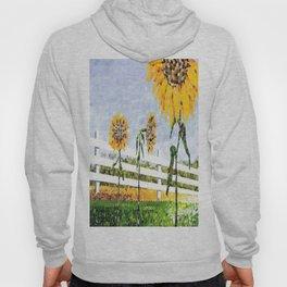 Sunflower Trio Hoody
