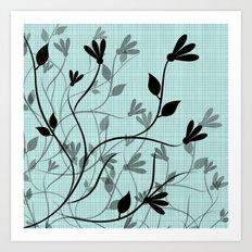 Gentle Breeze Art Print