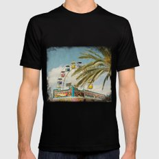 Carnival South Mens Fitted Tee Black 2X-LARGE