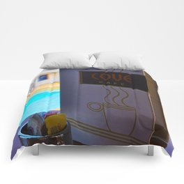 The Cove Cafe Comforters