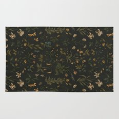 Old World Florals Rug