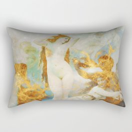 Birth of Venus Rectangular Pillow