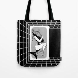 Dying to Live Tote Bag
