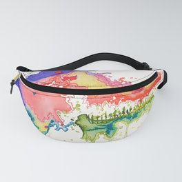 In the Heart of the Mountain Fanny Pack