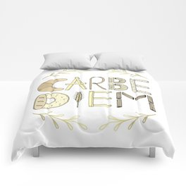 Carbe Diem Comforters