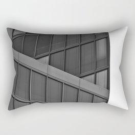 Black and White #01 Rectangular Pillow