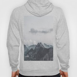 Calm - landscape photography Hoody