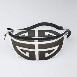 Chinese 5 blessings symbol Fanny Pack
