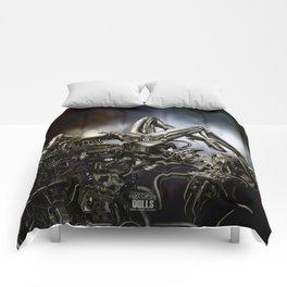 DOLLS - Motorgasm Comforters