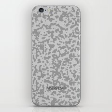Comp Camouflage / Grey iPhone & iPod Skin
