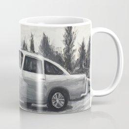 Mr. Connery w/ The DB5  Coffee Mug