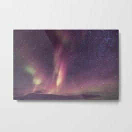 Aurora Borealis 3 Metal Print